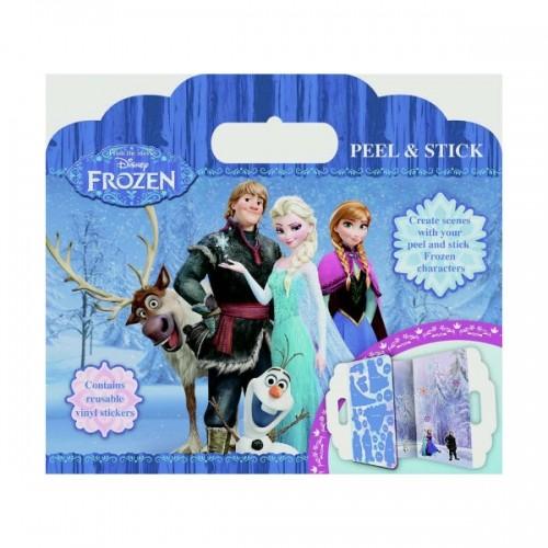 Album in nalepke Ledeno kraljestvo Frozen 139