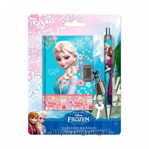 Dnevnik s kulijem Ledeno kraljestvo Frozen 131