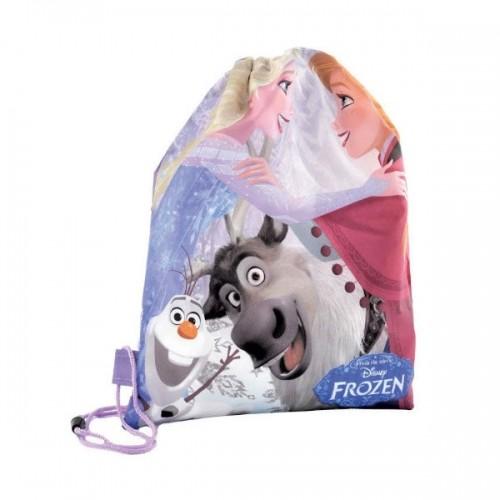 Vrečka za copate ali športno opremo Ledeno kraljestvo Frozen 151 a
