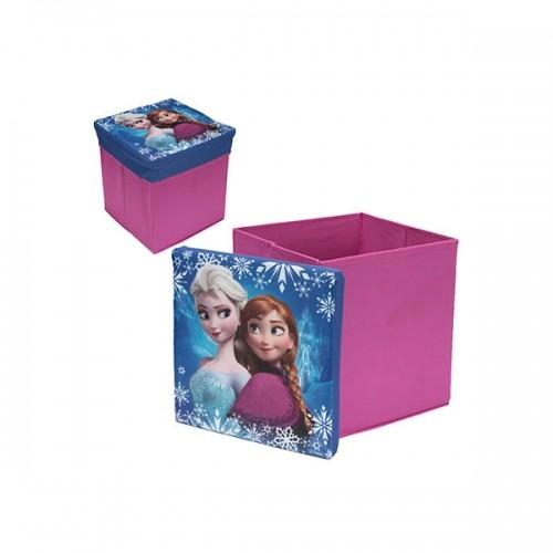 Zaboj za shranjevanje igrač Ledeno kraljestvo Frozen 147b