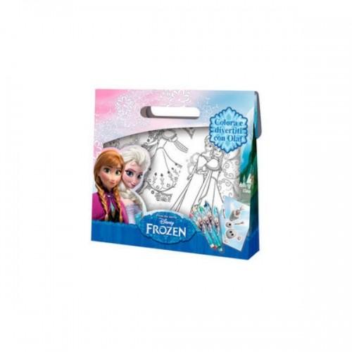 Pobarvanka Ledeno kraljestvo Frozen  154