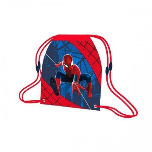 0173 Vrečka za copate ali športno opremo - Spiderman