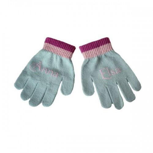 0192_Zimski komplet kape sala in rokavic - Ledeno kraljestvo Frozen2