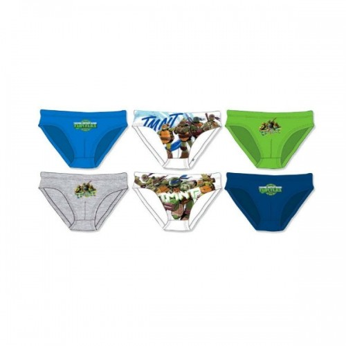 0197_Set 3 fantovskih spodnjih hlack - Ninja želve Ninja Turtles