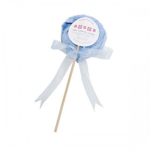 lizika modra - krpica za umivanje