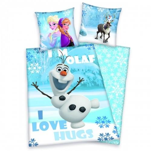 0234_Posteljnina Olaf - Ledeno kraljestvo (Frozen)