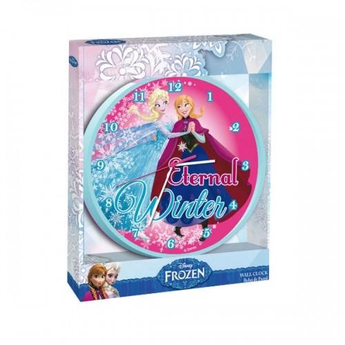 0250_Stenska ura - Ledeno kraljestvo Frozen