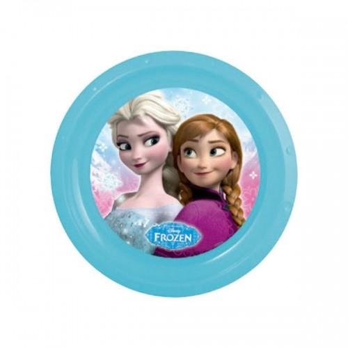 0257_Krožnik - Ledeno kraljestvo Frozen