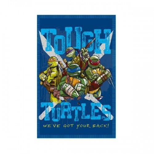 0262_Odeja iz flisa - Ninja želve Ninja Turtles1