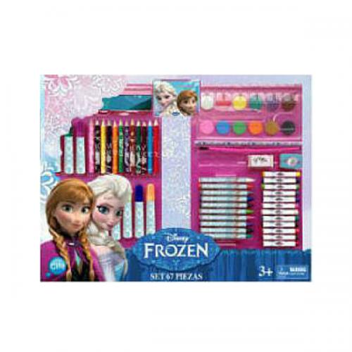 0266_Set šolskih potrebščin - Ledeno kraljestvo Frozen2