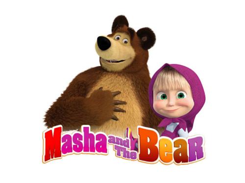 Maša in medved (Masha and the bear