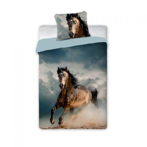 Posteljnina Konj v galopu