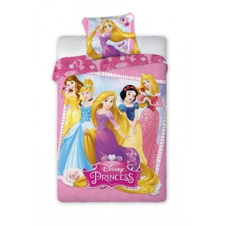 Posteljnina Princeske (Disney Princess)