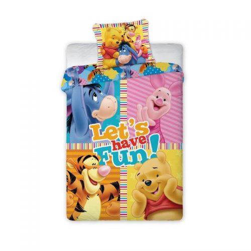 Posteljnina - Medvedek Pu (Winnie The Pooh)