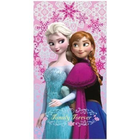 Brisača prijateljici 70x140 - Ledeno kraljestvo (Frozen)