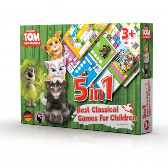 Talking Tom Set iger