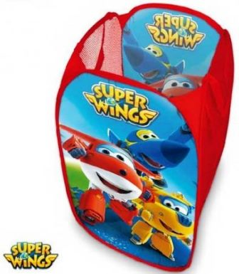 Super Wings koš za igrače