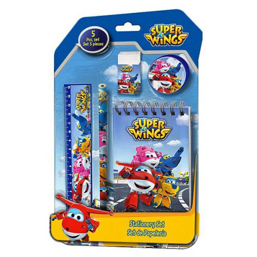 Super wings 5 delni set za pisanje