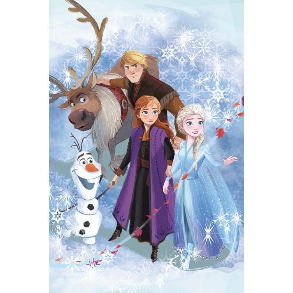 Odeja Frozen 2
