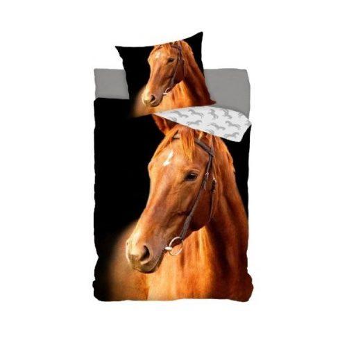 Posteljnina Konj rjavi